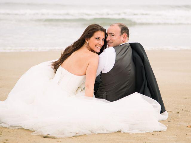 La boda de Astrid y Dani