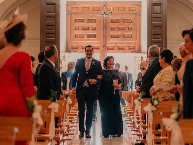 La boda de Isaac y Irene en Daimiel, Ciudad Real 17