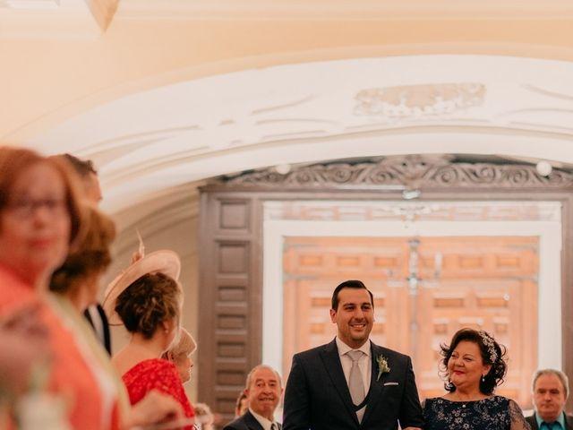 La boda de Isaac y Irene en Daimiel, Ciudad Real 18
