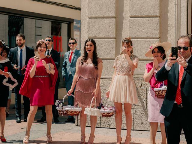 La boda de Isaac y Irene en Daimiel, Ciudad Real 21