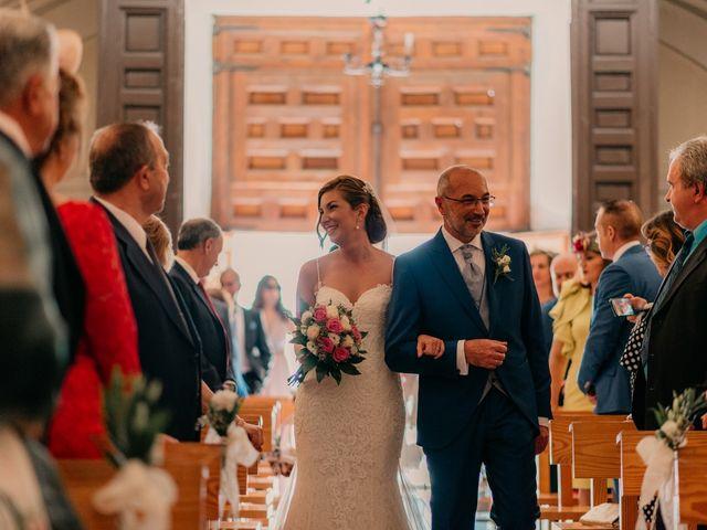 La boda de Isaac y Irene en Daimiel, Ciudad Real 24