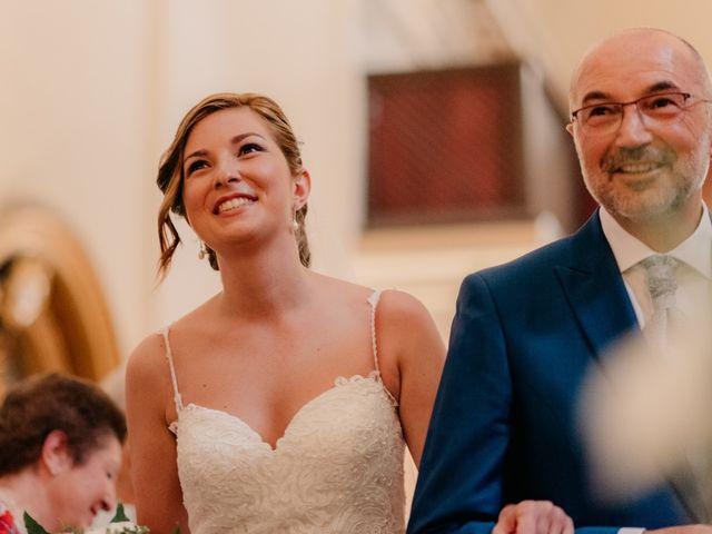 La boda de Isaac y Irene en Daimiel, Ciudad Real 25