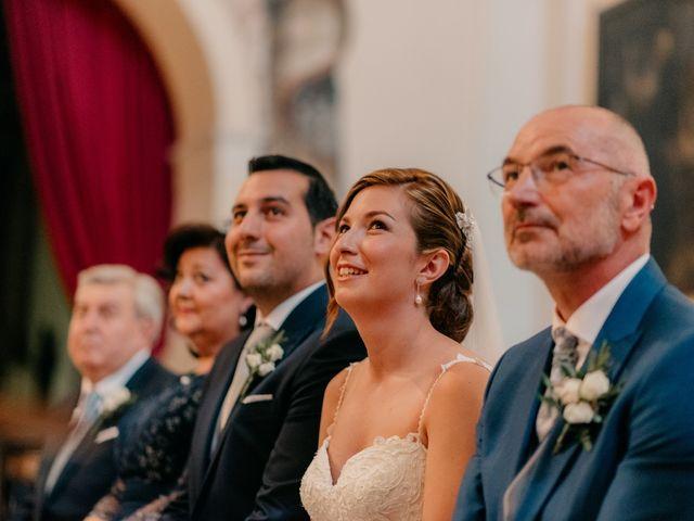 La boda de Isaac y Irene en Daimiel, Ciudad Real 27