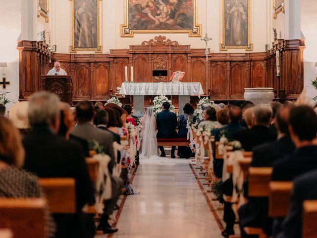 La boda de Isaac y Irene en Daimiel, Ciudad Real 28