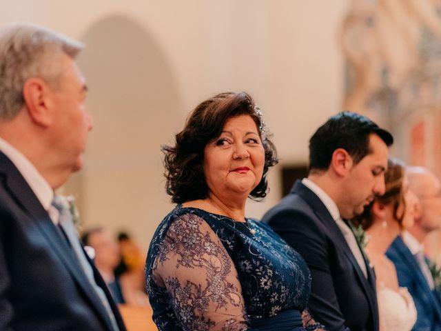 La boda de Isaac y Irene en Daimiel, Ciudad Real 29