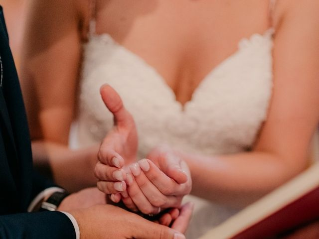 La boda de Isaac y Irene en Daimiel, Ciudad Real 34