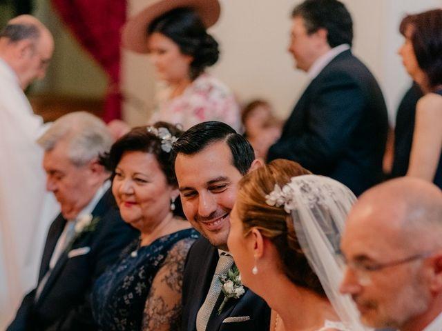 La boda de Isaac y Irene en Daimiel, Ciudad Real 36