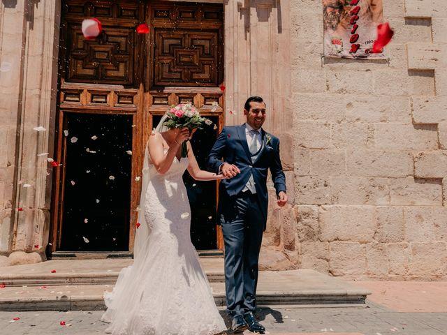 La boda de Isaac y Irene en Daimiel, Ciudad Real 39