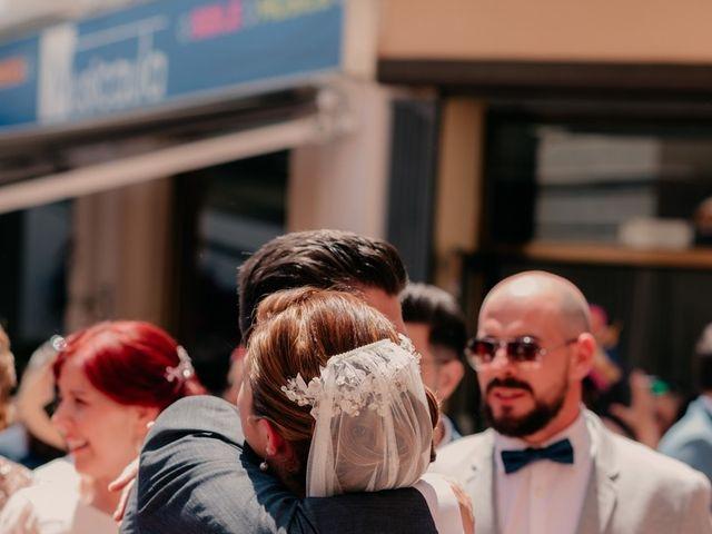 La boda de Isaac y Irene en Daimiel, Ciudad Real 41