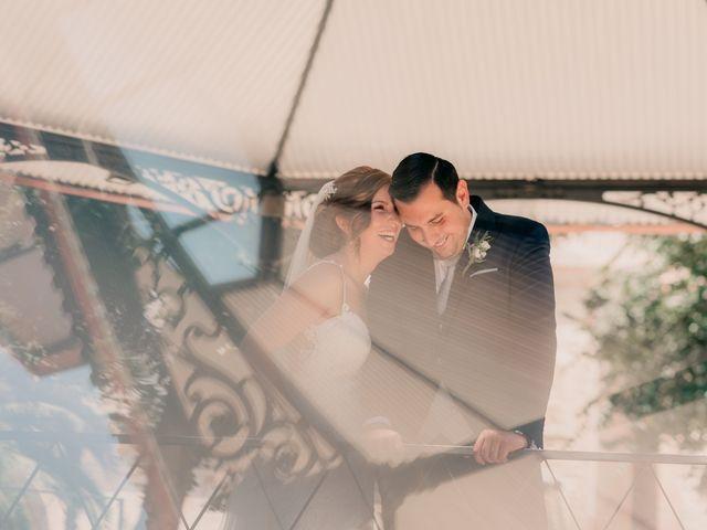La boda de Irene y Isaac