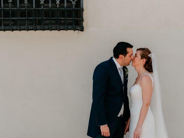 La boda de Isaac y Irene en Daimiel, Ciudad Real 45
