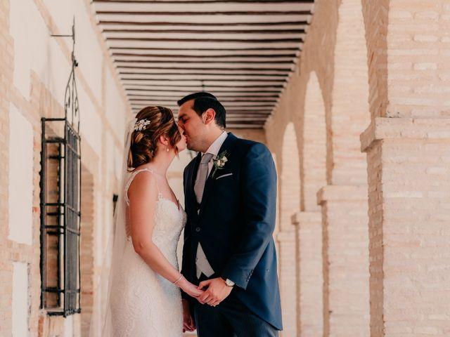 La boda de Isaac y Irene en Daimiel, Ciudad Real 48