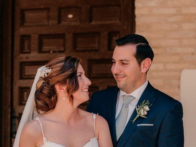 La boda de Isaac y Irene en Daimiel, Ciudad Real 50