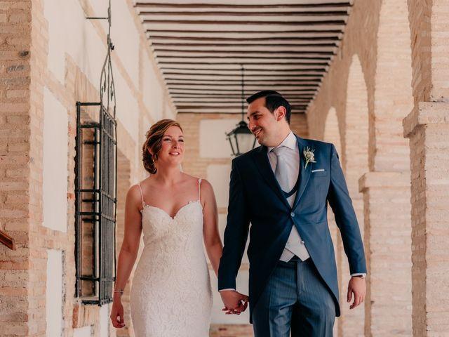 La boda de Isaac y Irene en Daimiel, Ciudad Real 1