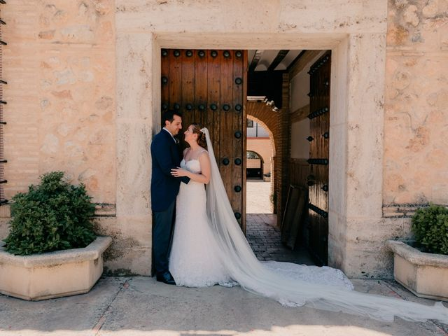 La boda de Isaac y Irene en Daimiel, Ciudad Real 56