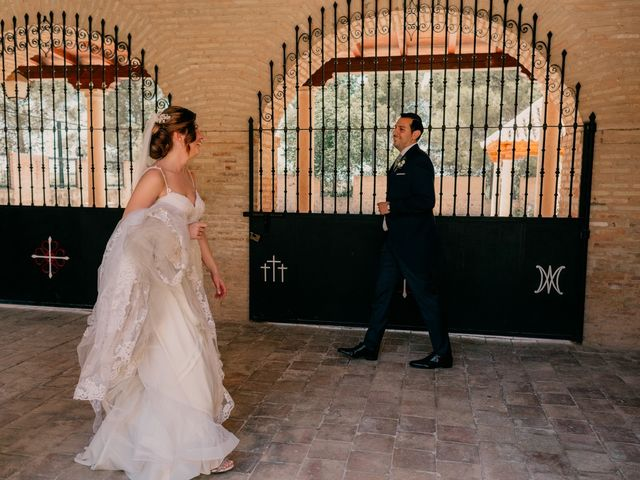 La boda de Isaac y Irene en Daimiel, Ciudad Real 58