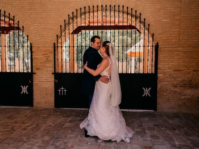La boda de Isaac y Irene en Daimiel, Ciudad Real 59