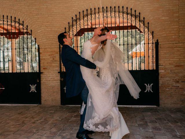 La boda de Isaac y Irene en Daimiel, Ciudad Real 60