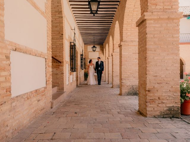 La boda de Isaac y Irene en Daimiel, Ciudad Real 61