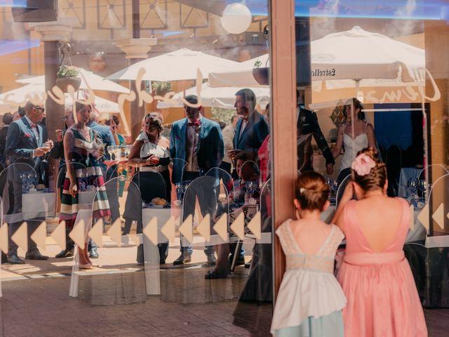 La boda de Isaac y Irene en Daimiel, Ciudad Real 62