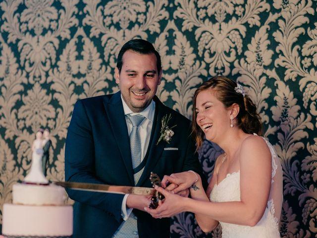 La boda de Isaac y Irene en Daimiel, Ciudad Real 77