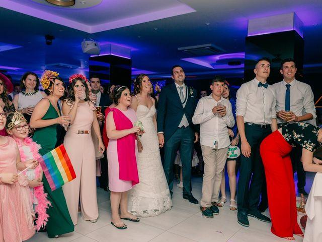 La boda de Isaac y Irene en Daimiel, Ciudad Real 98