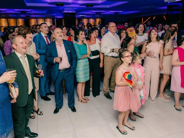 La boda de Isaac y Irene en Daimiel, Ciudad Real 99