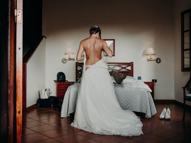 La boda de Adrián y Jenifer en Santa Maria De Guia, Las Palmas 19