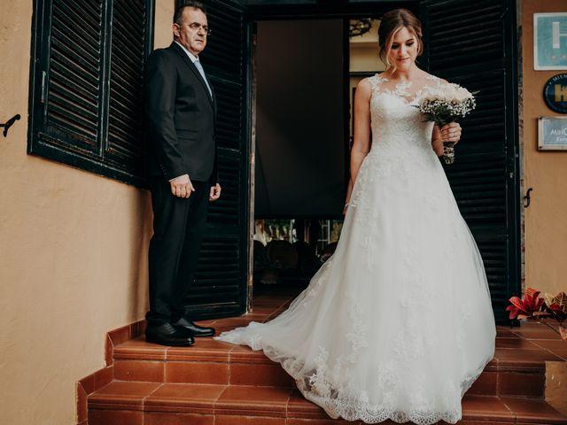 La boda de Adrián y Jenifer en Santa Maria De Guia, Las Palmas 22