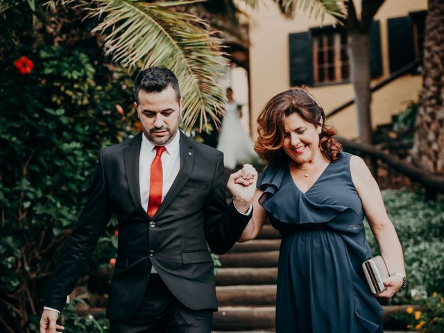 La boda de Adrián y Jenifer en Santa Maria De Guia, Las Palmas 25