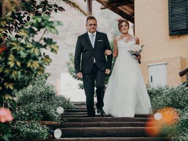 La boda de Adrián y Jenifer en Santa Maria De Guia, Las Palmas 26