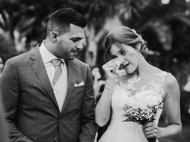 La boda de Adrián y Jenifer en Santa Maria De Guia, Las Palmas 29