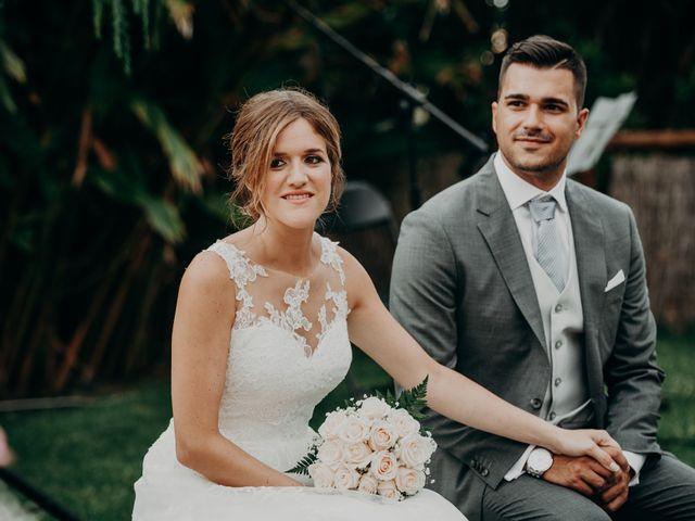 La boda de Adrián y Jenifer en Santa Maria De Guia, Las Palmas 32