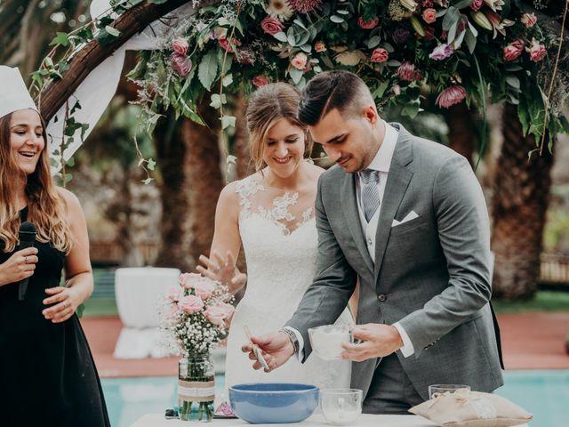 La boda de Adrián y Jenifer en Santa Maria De Guia, Las Palmas 33
