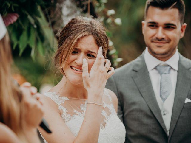 La boda de Adrián y Jenifer en Santa Maria De Guia, Las Palmas 35