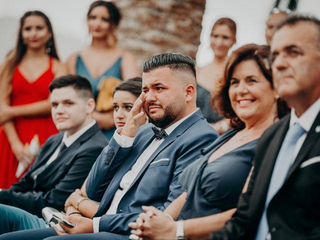La boda de Adrián y Jenifer en Santa Maria De Guia, Las Palmas 39