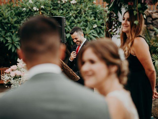 La boda de Adrián y Jenifer en Santa Maria De Guia, Las Palmas 40