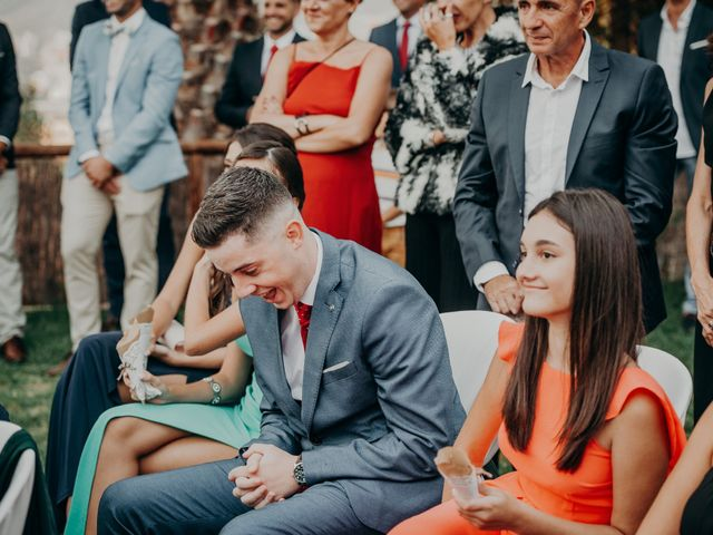 La boda de Adrián y Jenifer en Santa Maria De Guia, Las Palmas 42