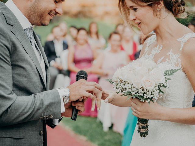 La boda de Adrián y Jenifer en Santa Maria De Guia, Las Palmas 43