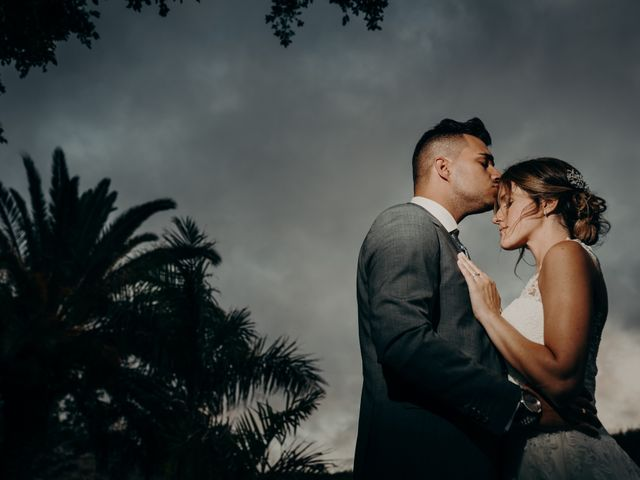 La boda de Adrián y Jenifer en Santa Maria De Guia, Las Palmas 49