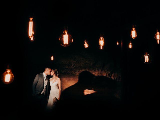 La boda de Adrián y Jenifer en Santa Maria De Guia, Las Palmas 2