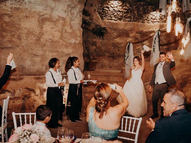 La boda de Adrián y Jenifer en Santa Maria De Guia, Las Palmas 55