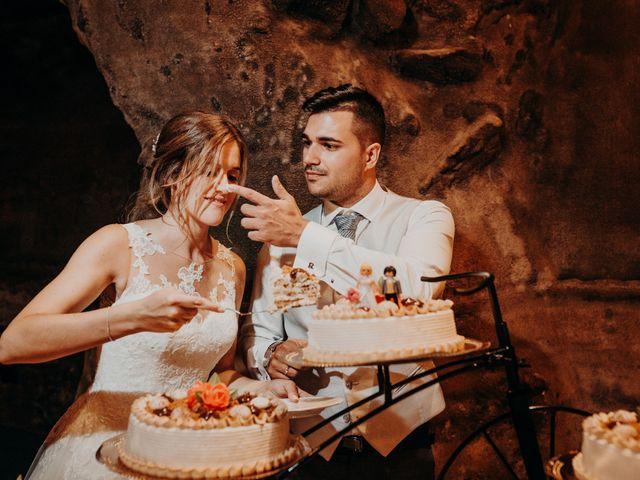 La boda de Adrián y Jenifer en Santa Maria De Guia, Las Palmas 58