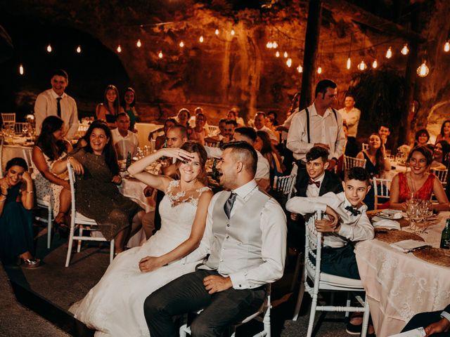 La boda de Adrián y Jenifer en Santa Maria De Guia, Las Palmas 61