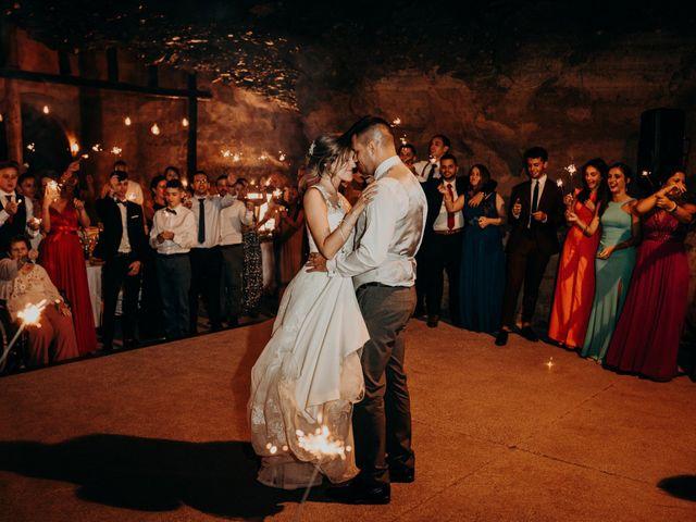 La boda de Adrián y Jenifer en Santa Maria De Guia, Las Palmas 62