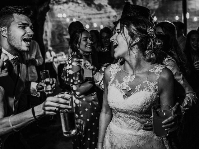 La boda de Adrián y Jenifer en Santa Maria De Guia, Las Palmas 65