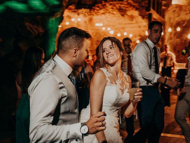 La boda de Adrián y Jenifer en Santa Maria De Guia, Las Palmas 72