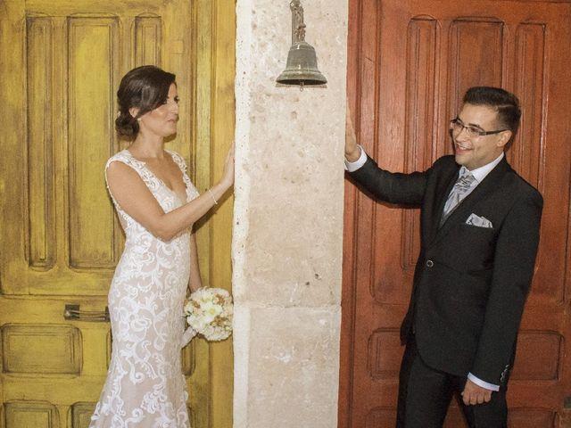 La boda de S.David y Maria en Catral, Alicante 20