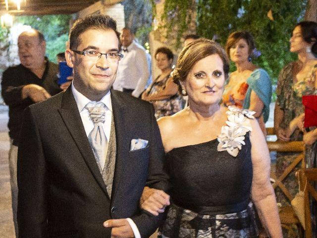 La boda de S.David y Maria en Catral, Alicante 21