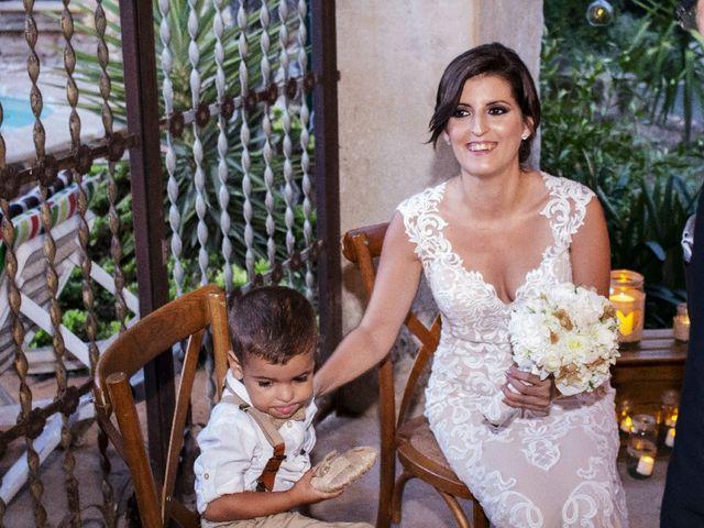 La boda de S.David y Maria en Catral, Alicante 25